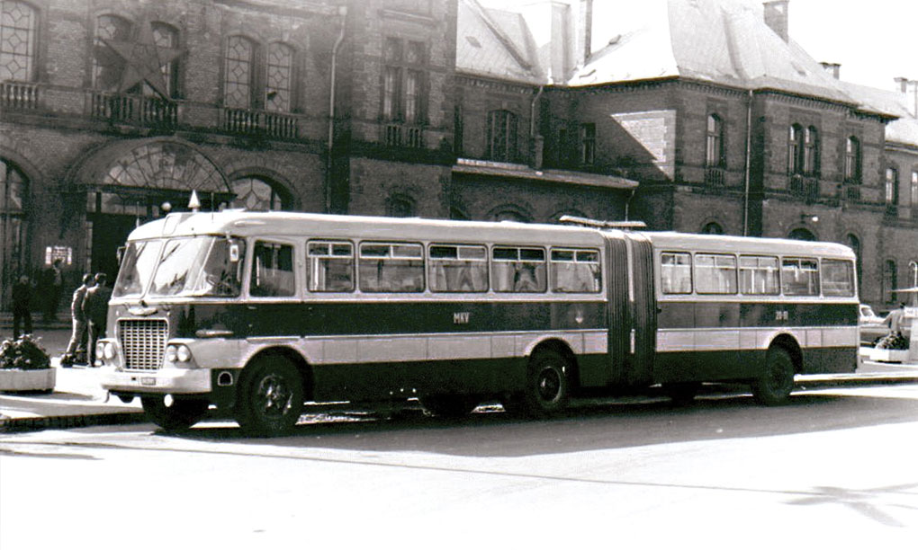 History of the buses of Miskolc