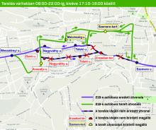 Tour de Hongrie miskolci befutó - forgalomkorlátozások június 13-án