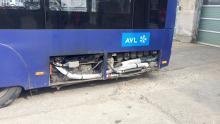 Mérésekkel igazolták: a miskolci gázbuszok jóval kevesebb károsanyagot bocsátanak ki a dízeleknél