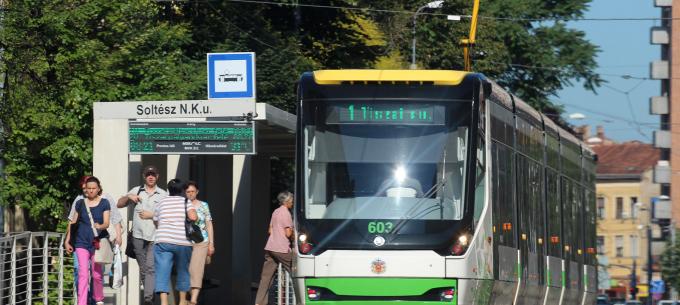 Forgalomkorlátozás a Baross Gábor, Bajcsy-Zsilinszky és Széchenyi utcán is