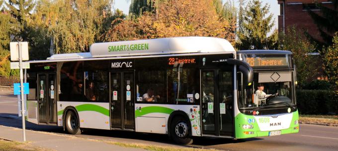 Változás a 28-as és 280-as autóbuszjáratok közlekedésében