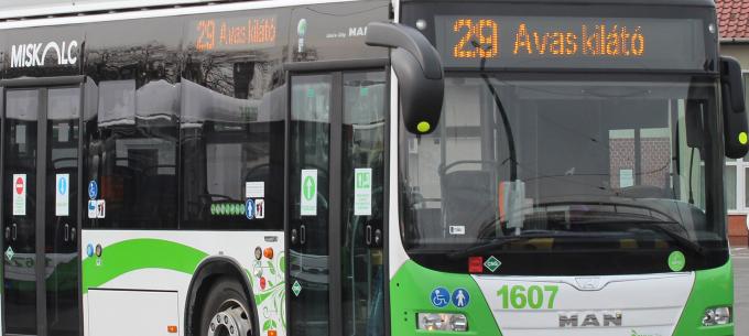 DVTK - Haladás: változik a 29-es útvonala