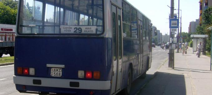 Ismét eredeti útvonalán jár a 29-es és 67-es autóbusz