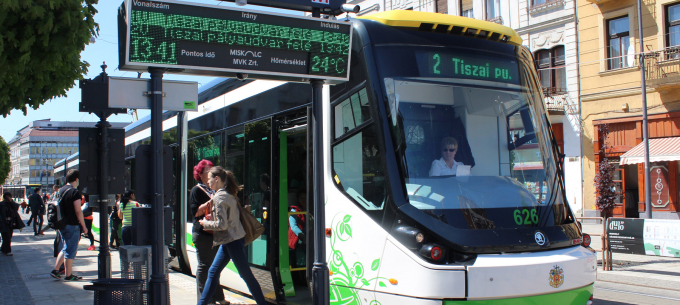 Utasforgalomhoz igazodik az 1-es villamosok közlekedése