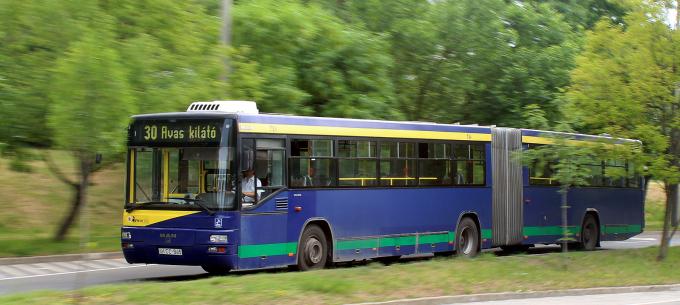 Változik a 30-as autóbusz menetrendje