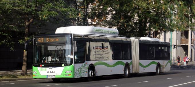 Módosul néhány indulási időpont a 43-as, 44-es autóbuszoknál