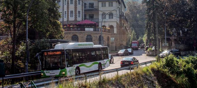 Utaskérésére május 23-tól újra közlekedik az 5-ös autóbusz