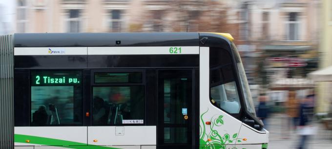 Csőtörés miatt változás a villamosok közlekedésében