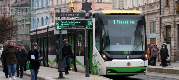 Közlekedési információk december 31. – január 1. között