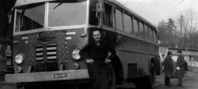 111 éve indult meg a menetrend szerinti autóbusz-közlekedés Miskolcon