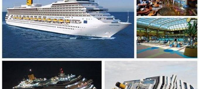 Közlekedéstörténet: a Costa Concordia
