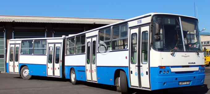 Színesebb buszflotta