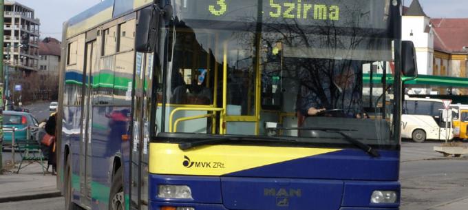További járatoknál vezeti be az MVK az újfajta megállóhelyi menetrendet