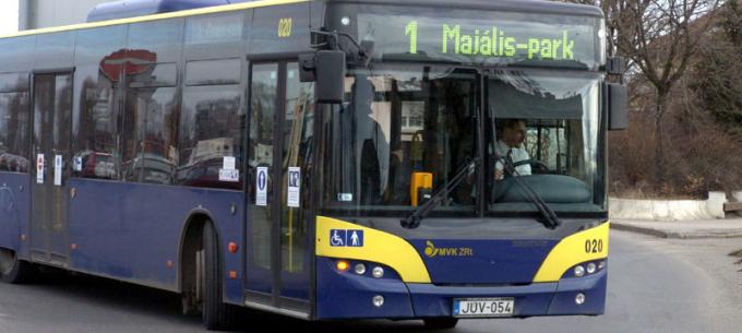 Pénteki menetrend szerint közlekednek az MVK járatai szombaton