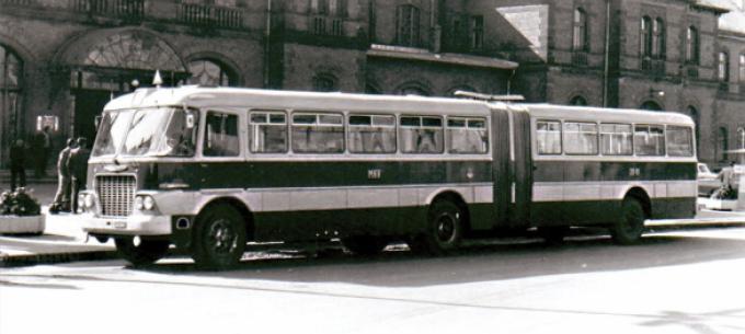 Autóbusz-közlekedés története