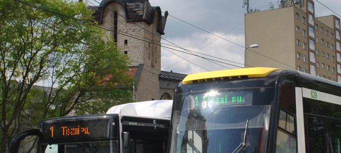 Szombaton munkanapi menetrend szerint közlekednek az MVK járatai
