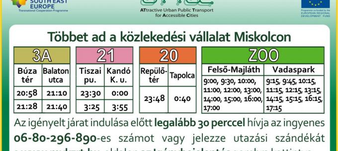 Igény szerinti közlekedés - Még többet ad az MVK