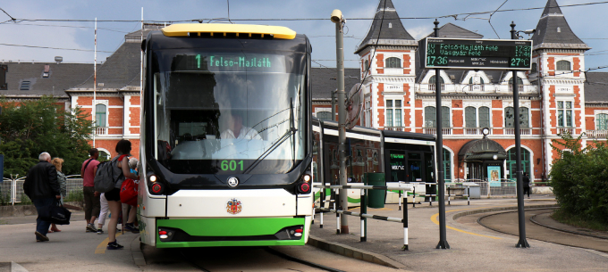 121 éves a villamosközlekedés Miskolcon