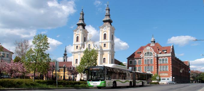 További utasszámlálás az MVK Zrt. autóbuszain
