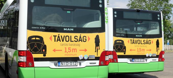 Közlekedésbiztonsági kampányok az MVK-nál
