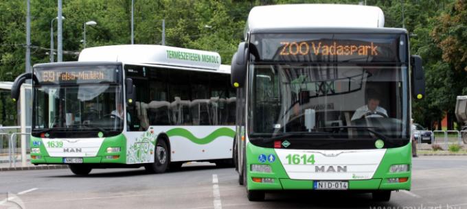 Autóbuszvezetők Európai Bajnokságán az MVK Zrt. csapata