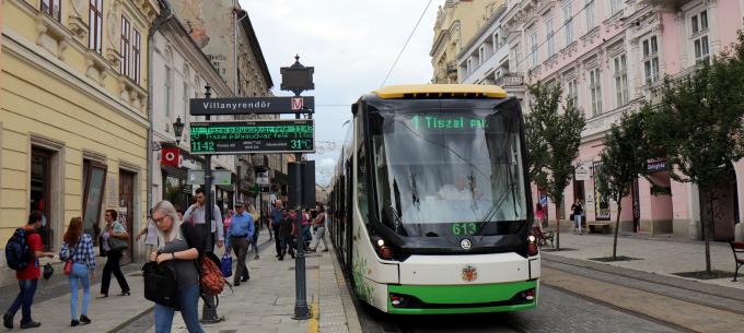 Változik a villamosközlekedés a Miskolci Farsang idején