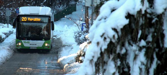 Indul a szorgalmi időszak, több járat közlekedik az Egyetemvárosba