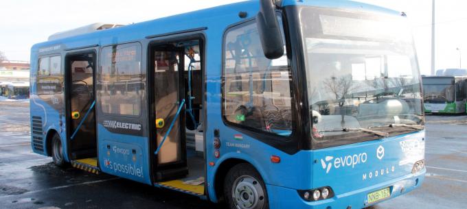 Az elektromos buszteszt tapasztalatai