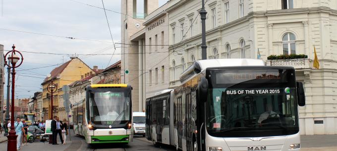 Miskolcé lesz Magyarország legfiatalabb és legmodernebb buszflottája