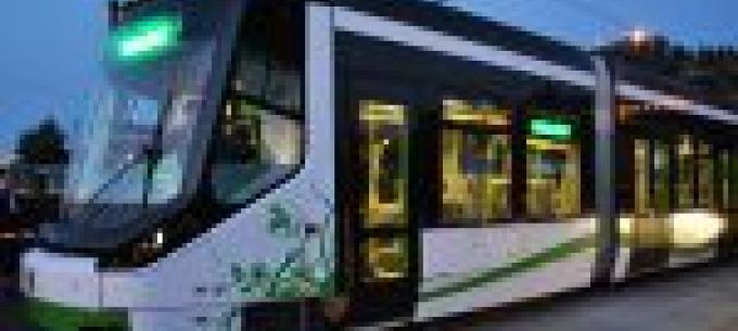 Éjjel érkezett: az első új Skoda villamos