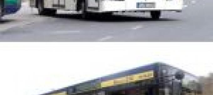 Midibusz helyett szóló autóbusz fog közlekedni utasaink kérésére
