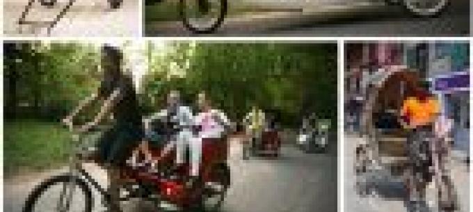 Közösségi közlekedés a világban: a riksa