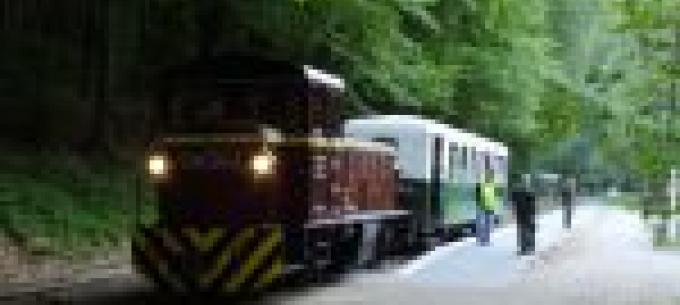 Ismét autóbuszpótló kisvonat a Miskolc Rally alatt