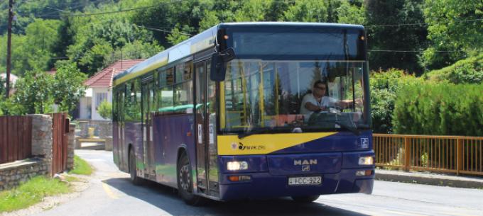 Special bus service
