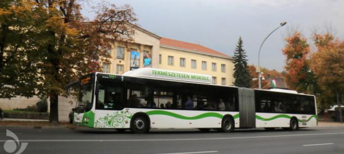 Kedden változás a 2, 12, 14, 28, 34, 35, 44-es busz útvonalában