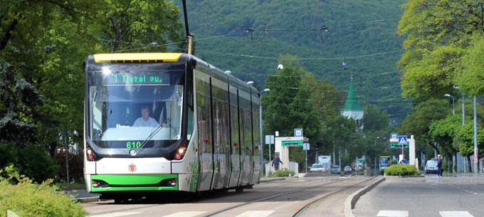 Tram project