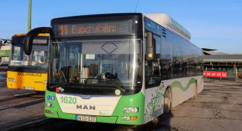 Szombaton terelt útvonalon közlekednek a 11-es autóbuszok