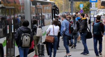 Megálló-áthelyezés a 12-es autóbusz vonalán