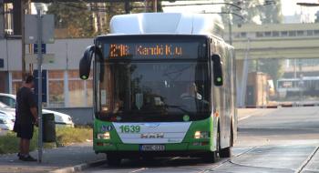 Hétfőtől változik a 21B-s autóbuszok közlekedése