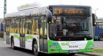 Változik a 21B-s autóbusz közlekedése