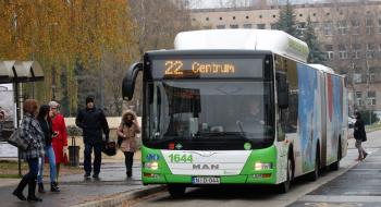 Indul a szorgalmi időszak, ismét több buszjárat közlekedik a Miskolci Egyetemre