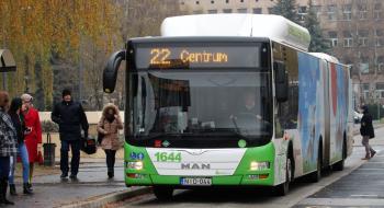 22-es autóbusz szombaton