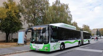 Újra közlekednek a 22-es autóbuszok szeptember 6-tól