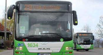 Változik a 29-es, 290-es buszok közlekedése