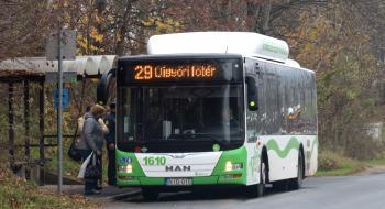 Változás a 29-es autóbusz közlekedésében
