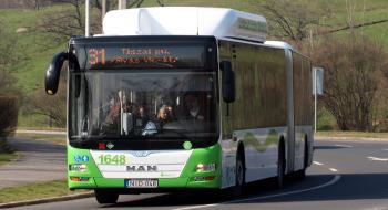 Az IC-hez igazítják a 31-es autóbusz menetrendjét