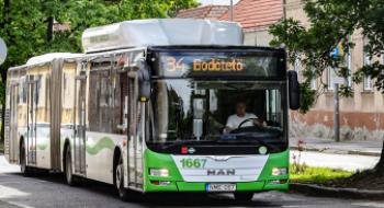 Változás a 34-es autóbuszvonalon