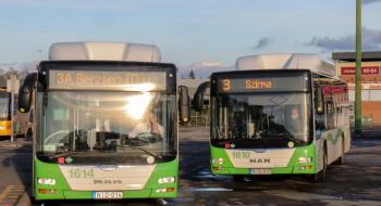 Az Y-híd építési munkálatai miatt változik a 3-as és 3A-s autóbuszok közlekedése