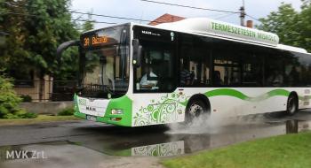 Változik a 3-as, a 3A-s autóbuszok közlekedése