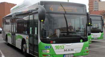 Forralt Bor és Tepertő Nap: több 4-es busz